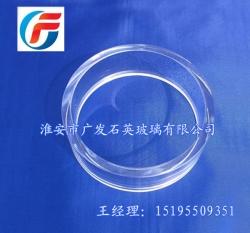 Quartz polishing ring